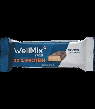 Wellmix Wellmix  Sport Proteïnereep Kokos