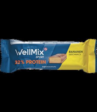Wellmix Wellmix  Sport Proteïnereep Banaan