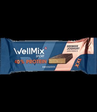 Wellmix Wellmix  Sport Proteïnereep Aardbeienyoghurt
