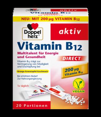 Doppel Herz Doppel Herz Aktiv Vitamine B12 Direct