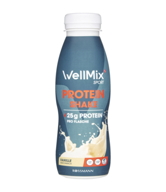 Wellmix Wellmix Sport Proteïne Shake Vanille