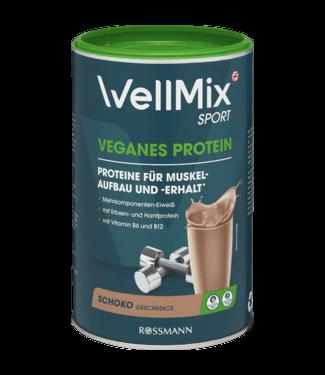 Wellmix Wellmix  Sport Proteïne Poeder Vegan Choco