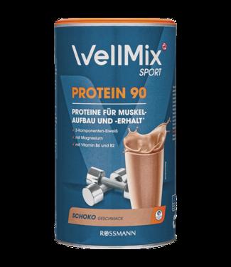 Wellmix Wellmix  Sport Proteïne 90 Poeder Choco