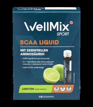 Wellmix Wellmix  Sport BCAA Liquid Lemon