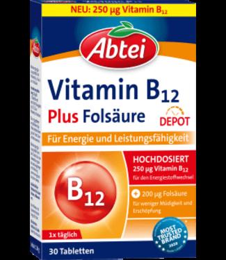 Abtei Abtei Vitamine B12 Plus Depot Tabletten