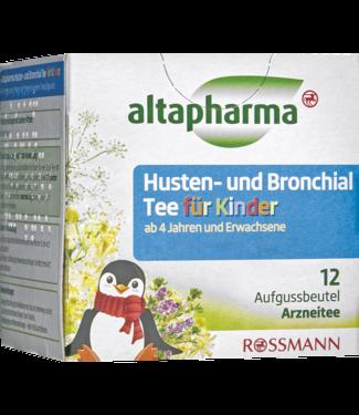 ALTAPHARMA ALTAPHARMA Hoest en Bronchiale Thee voor Kinderen