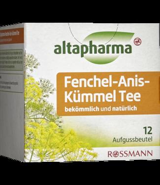 ALTAPHARMA ALTAPHARMA Venkel-Anijs-Karwij Thee