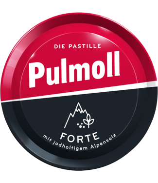 Pulmoll PULMOLL Pastilles Forte
