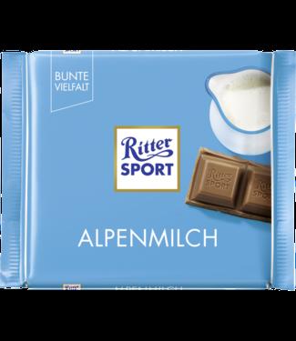 RITTER SPORT RITTER SPORT Chocolade Alpenmelk
