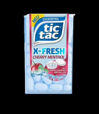 TIC TAC TIC TAC X-Fresh Cherry Menthol