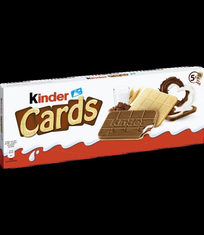 KINDER Cards 10st