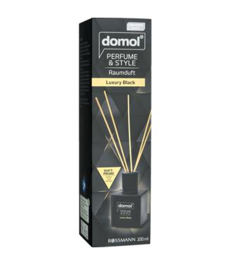 DOMOL DOMOL Kamergeur Luxury Black
