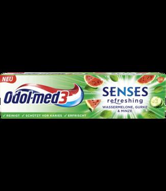 ODOL MED3 ODOL MED3 Senses Tandpasta Watermeloen