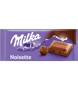 MILKA MILKA Noisette