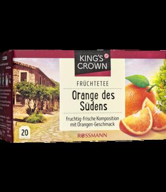 KING'S CROWN KING'S CROWN Fruitthee Sinaasappel