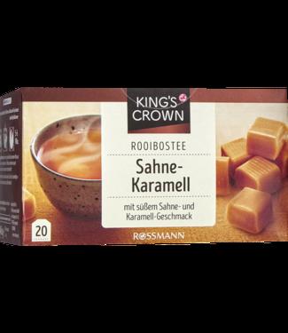 KING'S CROWN KING'S CROWN Rooibos Thee Room & Karamel