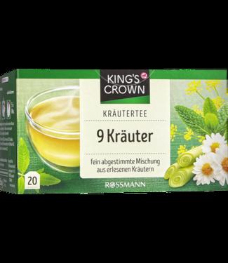 KING'S CROWN KING'S CROWN Kruidenthee 9 Kruiden
