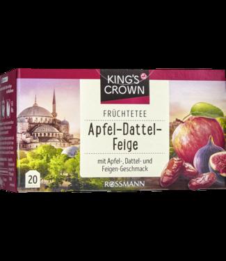 KING'S CROWN KING'S CROWN Fruitthee Appel Dadel Vijg