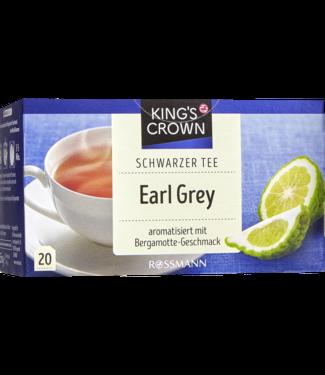 KING'S CROWN KING'S CROWN Zwarte Thee Earl Grey