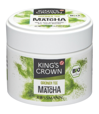 KING'S CROWN KING'S CROWN Biologisch Matcha Poeder