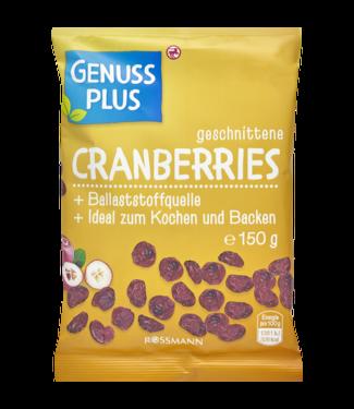 GENUSS PLUS GENUSS PLUS  Gesneden Cranberries