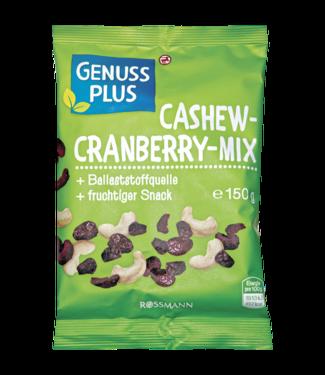 GENUSS PLUS GENUSS PLUS Cashew Cranberry Mix