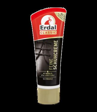 ERDAL ERDAL Classic Fijne  Schoen Crème Zwart