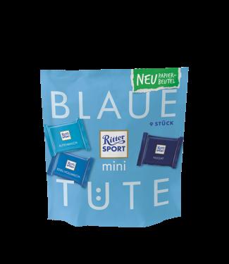 RITTER SPORT RITTER SPORT Chocolade Mini Blue Bag