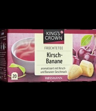 KING'S CROWN KING'S CROWN Fruitthee Kersen Banaan