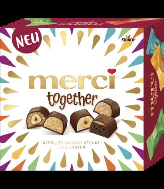 MERCI MERCI Together