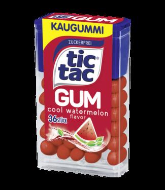 TIC TAC TIC TAC  Gum Cool Watermelon