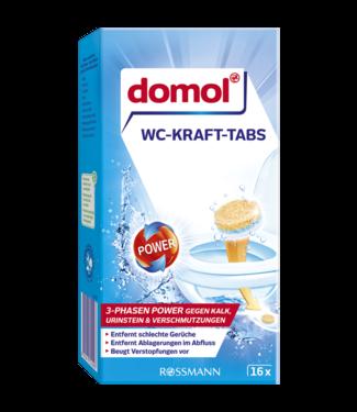 DOMOL DOMOL WC-Reiniger Tabs
