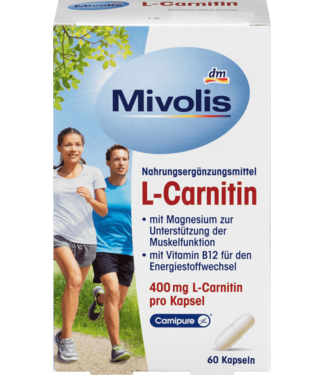 Mivolis Mivolis L-Carnitine Capsules