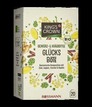 KING'S CROWN KING'S CROWN Bio Kruidenthee Geluksbode