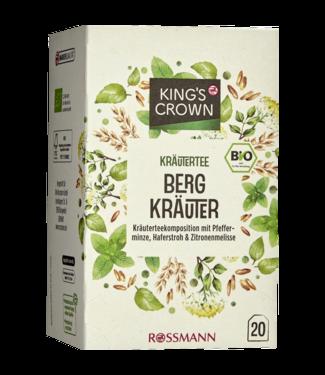 KING'S CROWN KING'S CROWN Bio Kruidenthee Bergkruiden