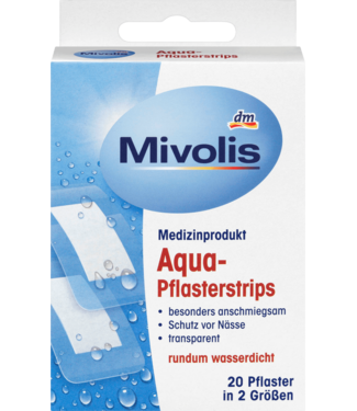 Mivolis Mivolis Aqua Pleisters