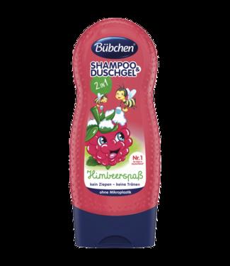 Bübchen Bübchen Shampoo & Douchegel Frambozenplezier