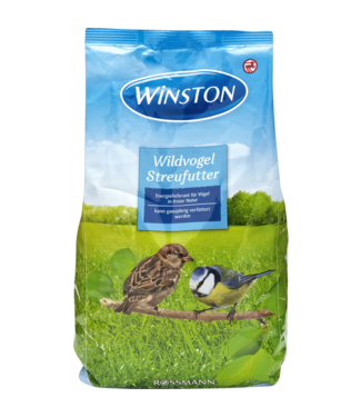 WINSTON WINSTON Vogel Strooivoer
