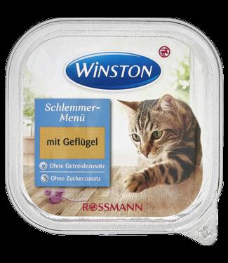 WINSTON WINSTON Kattenvoer Culinair Menu Gevogelte