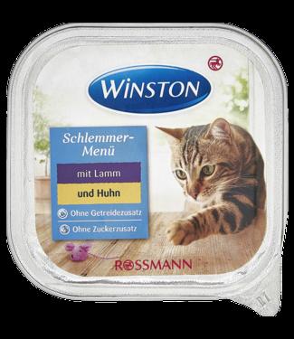 WINSTON WINSTON Kattenvoer Culinair Menu Lam & Kip
