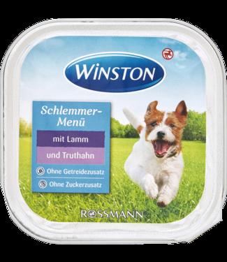 WINSTON WINSTON Hondenvoer Culinair Menu Lam & Kalkoen