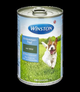 WINSTON WINSTON Hondenvoer Blik Wild
