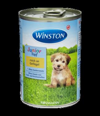 WINSTON WINSTON Junior Hondenvoer Blik Gevogelte