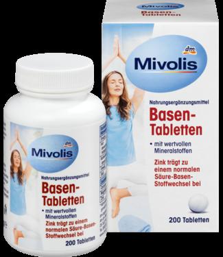 Mivolis Mivolis Basis Tabletten
