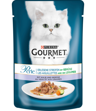 PURINA PURINA Gourmet Kattenvoer Kalfsvlees & Groenten
