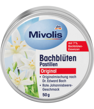 Mivolis Mivolis Bachbloesempastilles