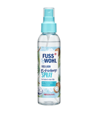 FUSSWOHL FUSSWOHL Voet & Been Verfrissing Spray Coco