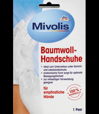 Mivolis Mivolis Katoenen Handschoenen