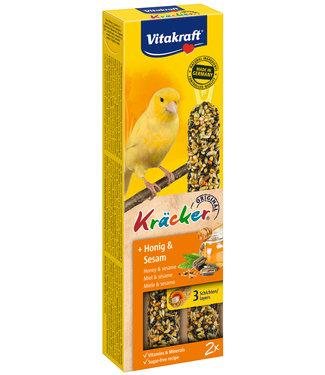 VITAKRAFT VITAKRAFT Kanarie Kräcker Honing & Sesam