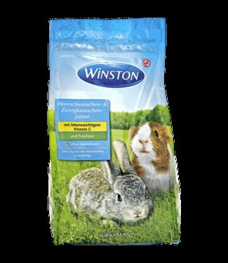 WINSTON WINSTON Knaagdiervoer voor Cavia & Dwergkonijn